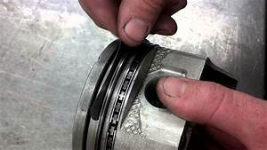 Measuring Pistons And Rings