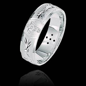 11 best images about christian wedding rings on pinterest With christian wedding rings for men