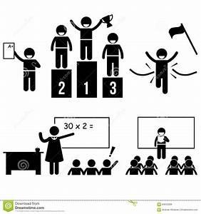 Lizenzfreie Stockfotos: Top Student Right Teacher at ...