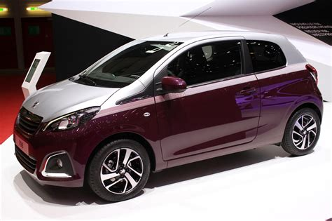 Another City Car Peugeot 108