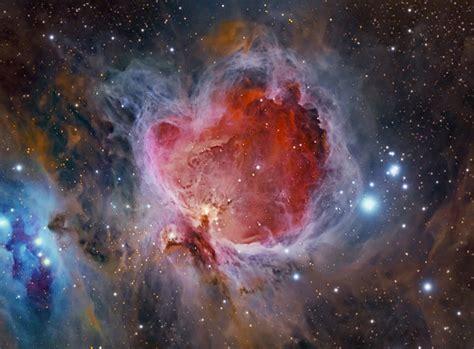 hole  orions heart  great nebula  orion