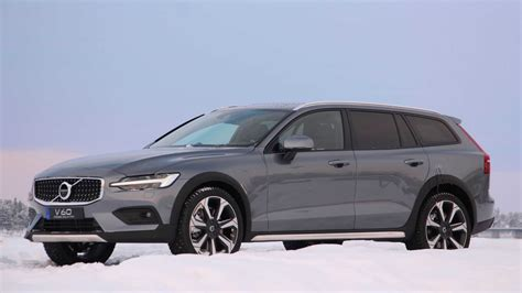 Volvo 2020 Motor by 2020 Volvo V60 Cross Country Drive Victory