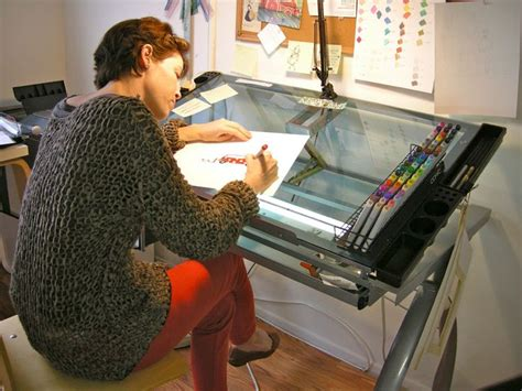 images  drawing table  pinterest studios