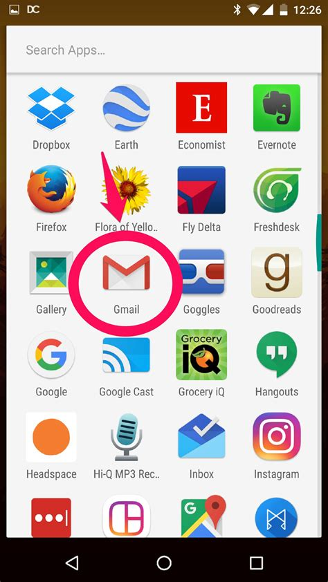 google mail help desk how to set up tss google mail on your android phone