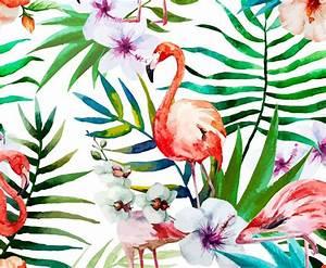 Tissu Imprimé Tropical : compl tement dingue de l 39 imprim tropical tendance et bulles de mode ~ Teatrodelosmanantiales.com Idées de Décoration