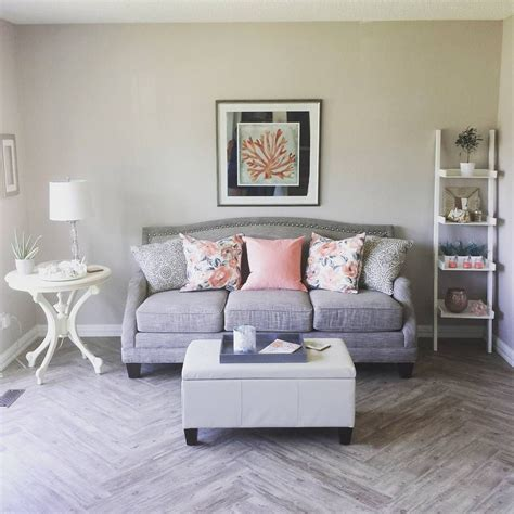 Lovely Living Room Pictures by A Lovely Living Room Update Diy Shabby Chic