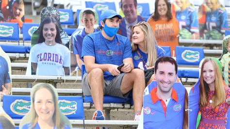 University of Florida football Gators fans make most of ...