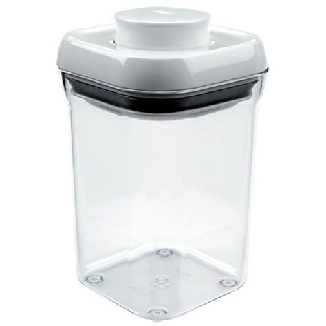 Oxo Spice Rack by Oxo Grips R 9 Qt Square Pop Container Spice