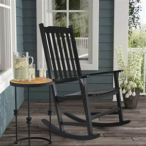 Outdoor, Rocking, Chairs, For, Porch, Wooden, Rocking, Chair, Patio, Furniture, Yacht, Club, Rocker, Chair