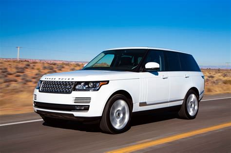 First Drive 2018 Land Rover Range Rover Automobile Magazine