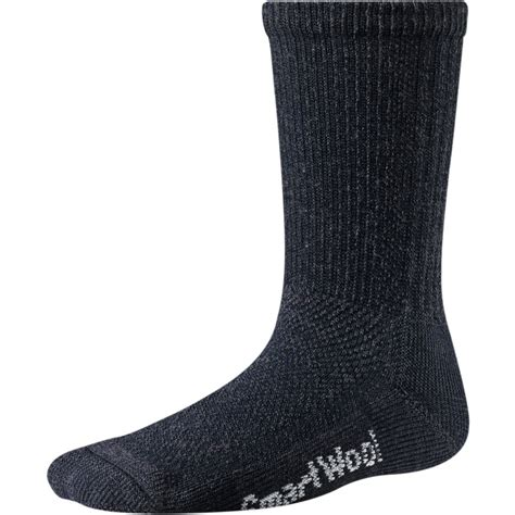 smartwool hiking light crew socks smartwool hiking ultra light crew sock kids