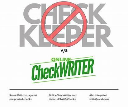 Onlinecheckwriter Check Software Bank Alternative Deposit Printing