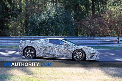 Watch Midengine Corvette Attacks The 'ring  Gm Authority
