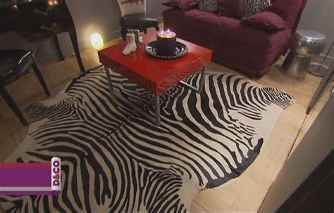 decoration zebre chambre déco maison zebre