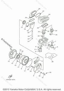 Yamaha Motorcycle 2000 Oem Parts Diagram For Intake