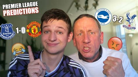 MAN UNITED to LOSE vs EVERTON?! - Premier League ...