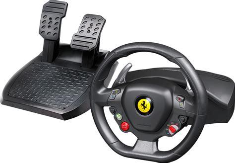 Bugün thrustmaster'ın ferrari'ye özel olarak çalıştığı ferrari racing wheel red legend edition'ı inceleyeceğiz. Thrustmaster Ferrari 458 Italia ab 104,99 ...