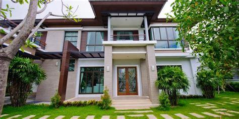 desain rumah  ac  modern