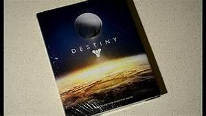U041e U0431 U0437 U043e U0440 Destiny Strategy Guide  Limited Edition
