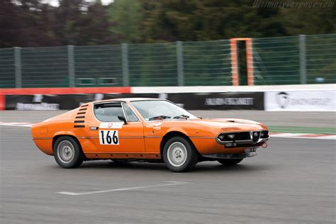 Alfa Romeo Montreal - 2011 Spa Classic
