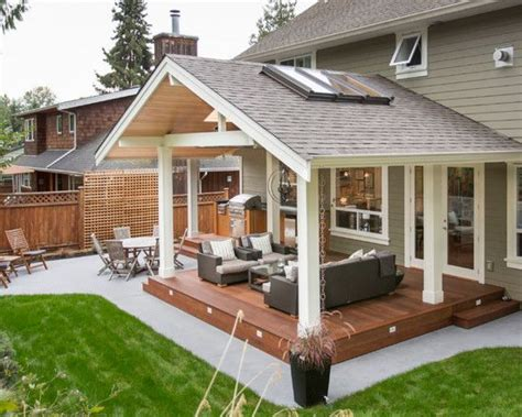 closed patio designs 1000 ideas about patio roof on