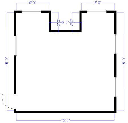how to draw floor plans for a house how to measure and draw a floor plan to scale