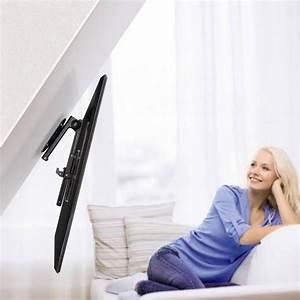 Tv Deckenhalterung Schwenkbar : hama tv deckenhalterung 200 sw tv deckenhalterung 48 3 cm 19 116 8 cm 46 neigbar ~ Orissabook.com Haus und Dekorationen