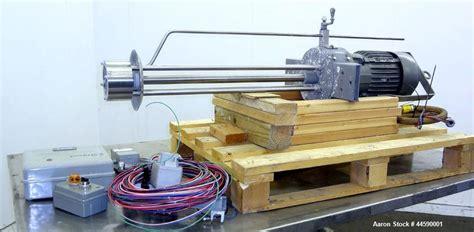 Used- Arde-Barinco Reversible Homogenizing Mixer,