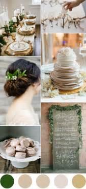 neutral wedding colors wedding color palette