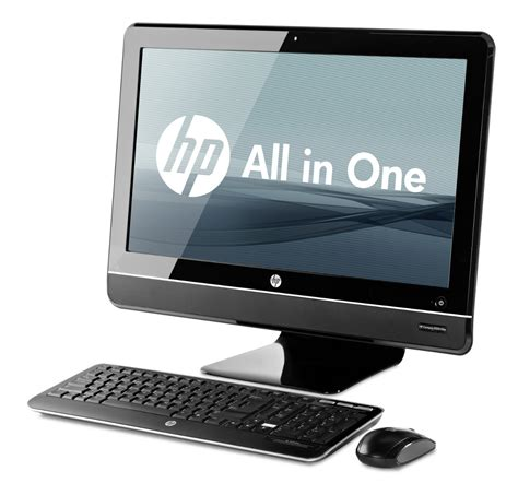 """Hp Elite 8200 Aio All In One 23"""" Pc Computer I5 Qc 25ghz"""