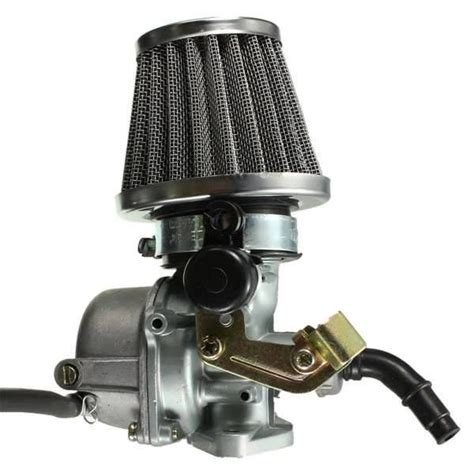 cc cc carb carburetorair filter  honda zr ct minibike   worldwide delivery