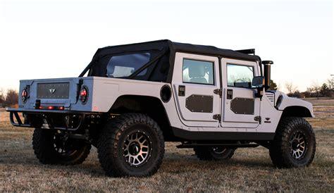 Spec Automotive by Mil Spec Automotive Unveils Most Bespoke H1 Hummer Yet