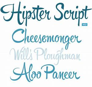 10 Free Hipster Fonts image search results