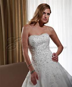 wedding dress with beaded bodice sang maestro With bodice wedding dress