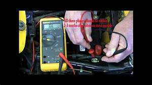 1 How To Test A Motorcycle Stator