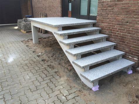 außentreppe sanieren beton au 223 entreppe aus beton au entreppe aus granit beton naturstein waschbeton wagner treppenbau