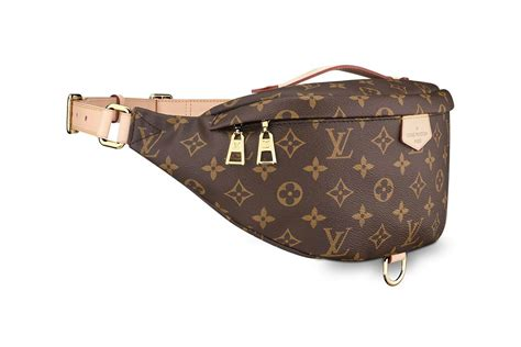 louis vuitton drops  monogram fanny pack missbish