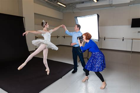 Photographing The Ballet West Nutcracker Cover