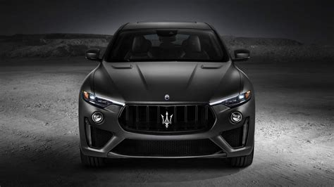 2019 Maserati Suv by 2019 Maserati Levante Trofeo Performance Suv Debuts V8