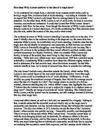 Of A Salesman Essay Help by Help Me Do My Essay Willy Loman As Tragic Of Of