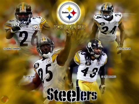 Pittsburgh Steeler Images---some