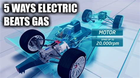 Electric Cars And Gas Cars by 5 Ways Electric Cars Outperform Gas Powered Cars