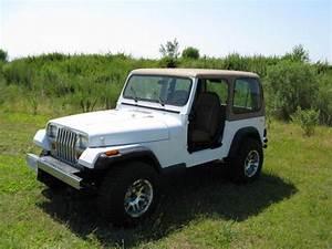 1993 4x4 Jeep Yj Wrangler S 2 5l 4 Cylinder  5