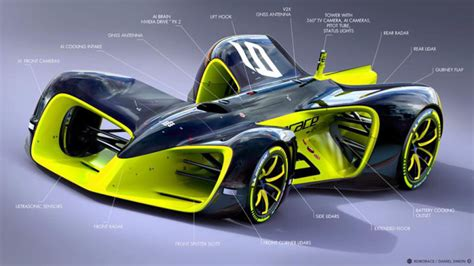 Why Driverless Race Cars Are The Answer To Motorsport's