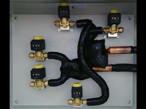 Cara Modifikasi Ac 1 Outdoor 2 Indoor simulasi ac multi split modifikasi plus water heater