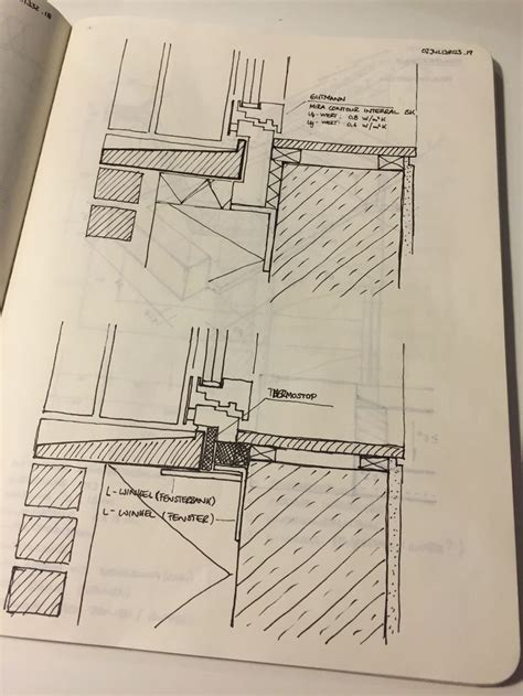 pin  ahmed sabeck  architecture sketches