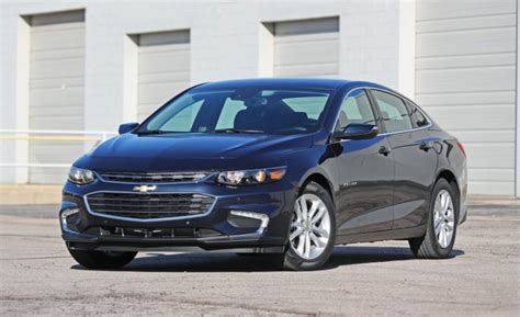 2018 Chevrolet Malibu Release Date, Price, Interior, Review