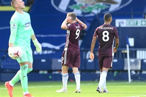 Premier League Player Ratings: West Brom vs Leicester City ...