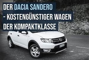 Dacia Sandero Automatik Kaufen : der dacia sandero kosteng nstiger wagen der ~ Kayakingforconservation.com Haus und Dekorationen