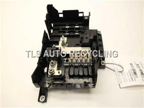 Fuse Box On Audi Q7 by 2007 Audi Q7 Audi Fuse Box 7l0937548c Used A Grade